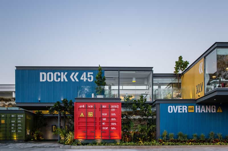Dock 45 is one of the pubs and nightclubs in Hyderabad with a dance floor