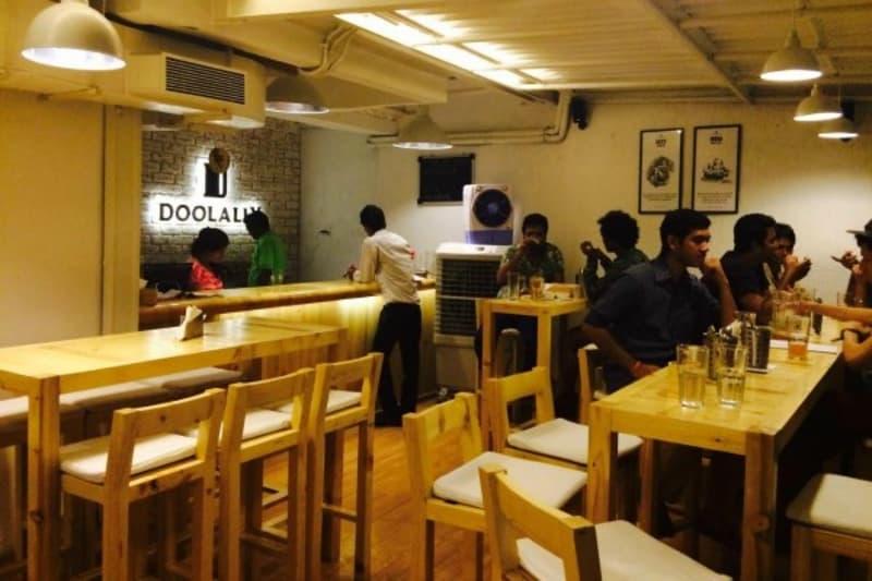 Doolally Taproom, Bandra