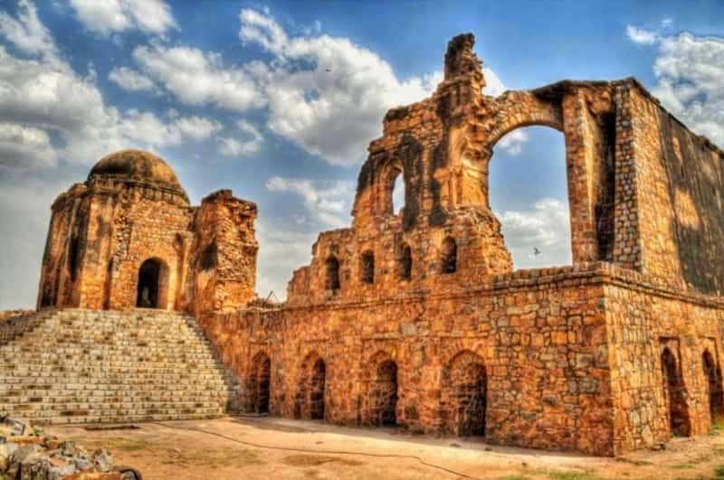 Firozabad Fort