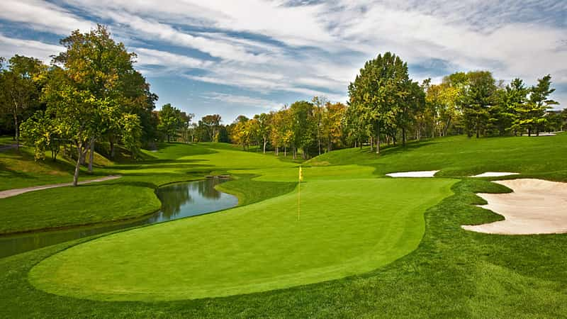 For a fun date that is also romantic visit this golf course
