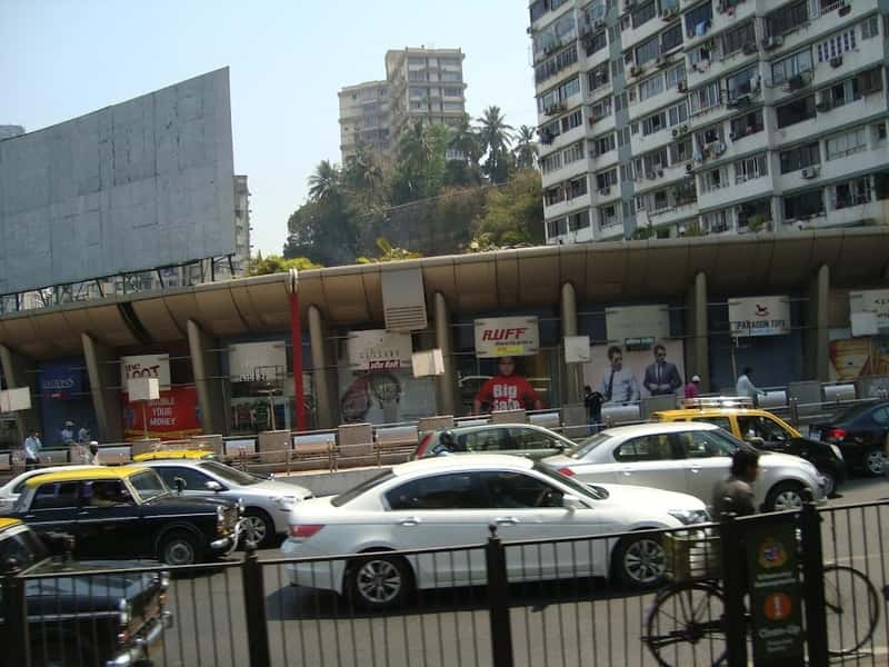 Heera Panna is one of the oldest shopping spots in the city
