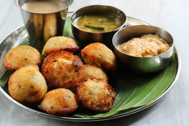 Kuzhi Paniyaram
