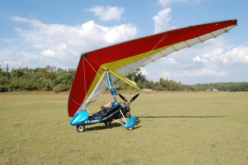 Micro Flight Flying