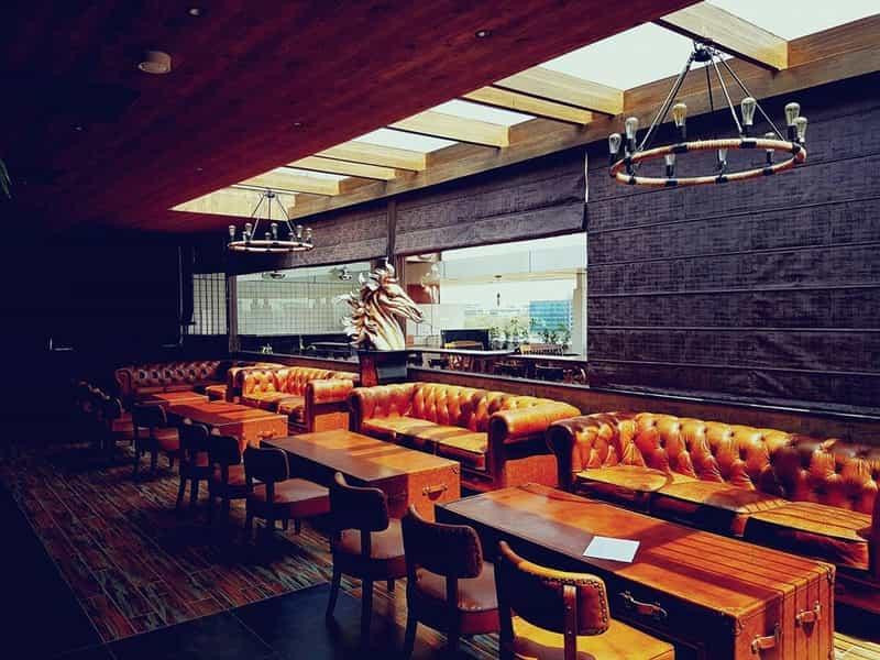 Mustang Terrace Lounge