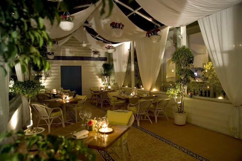 Olive Bar & Restaurant