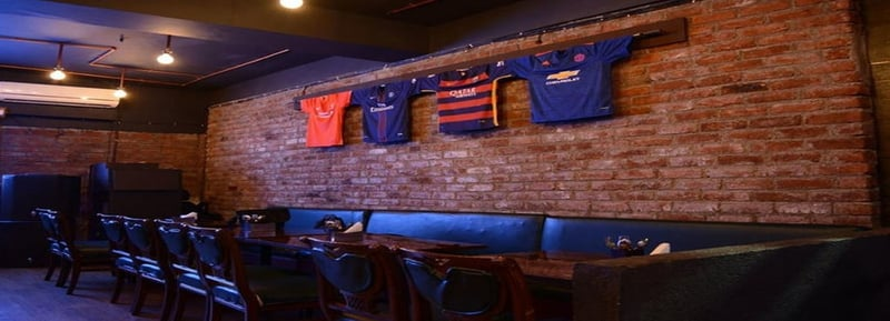 Overtime Sports Bar & Grill, Belapur