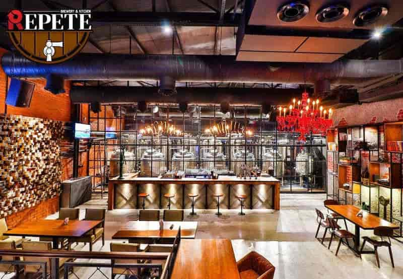 Repete Brewery & Kitchen