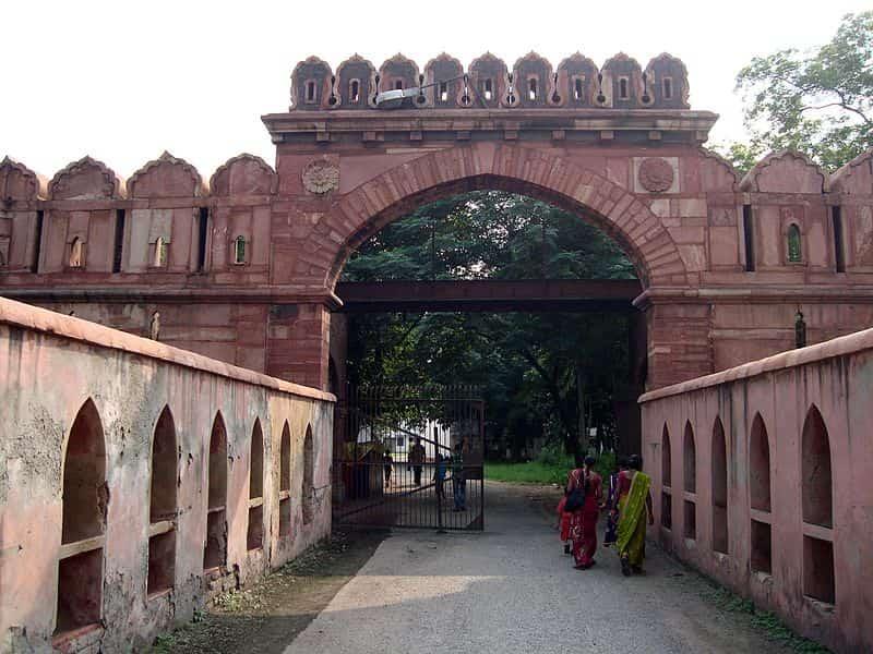 Salimgarh Fort