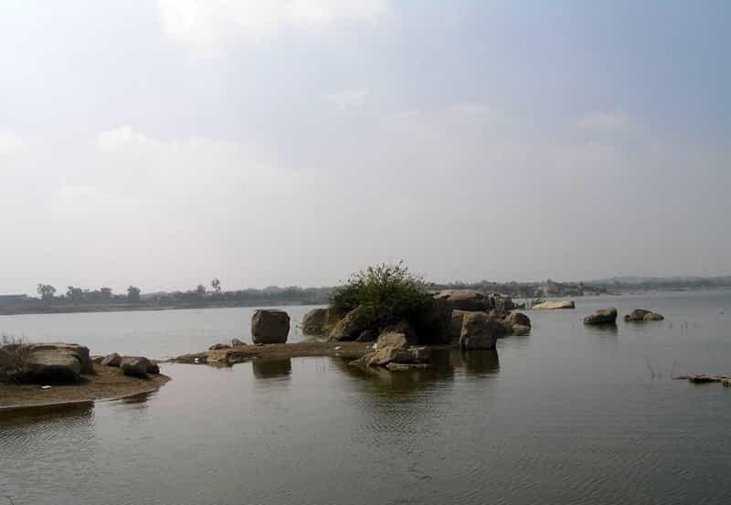 Shamirpet Lake