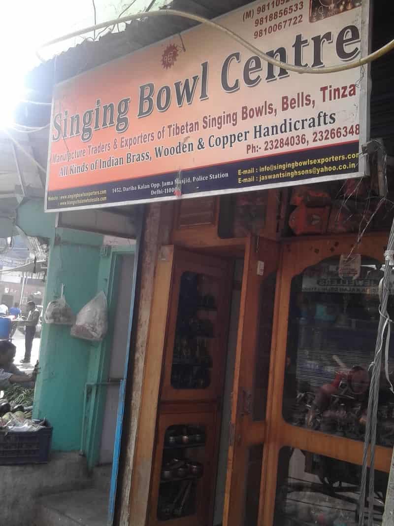 Singing Bowl Centre, Delhi