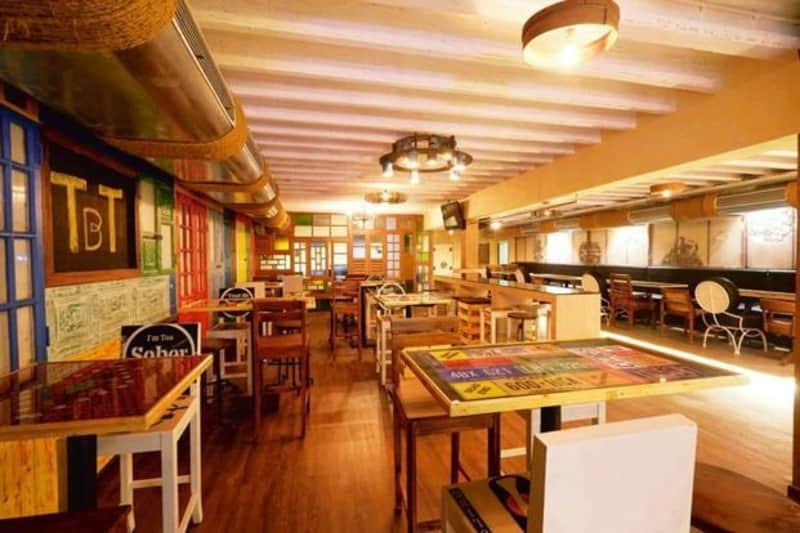 The Bar Terminal, Fort