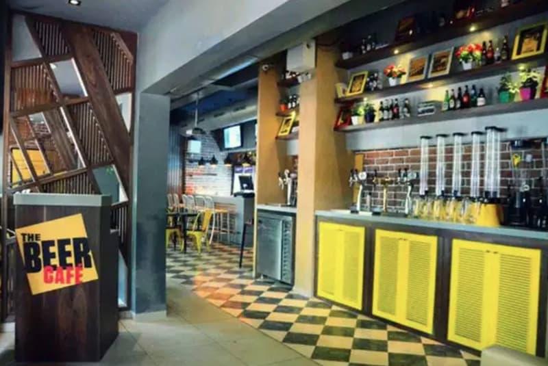 The Beer Cafe, Mumbai