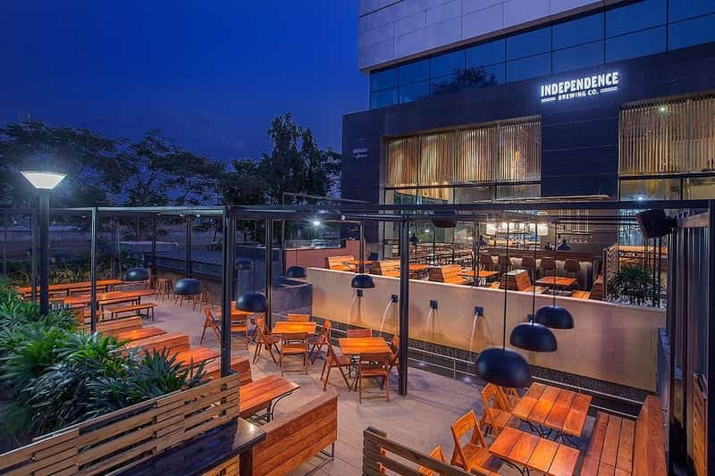 The Independence Brewing Company, Powai