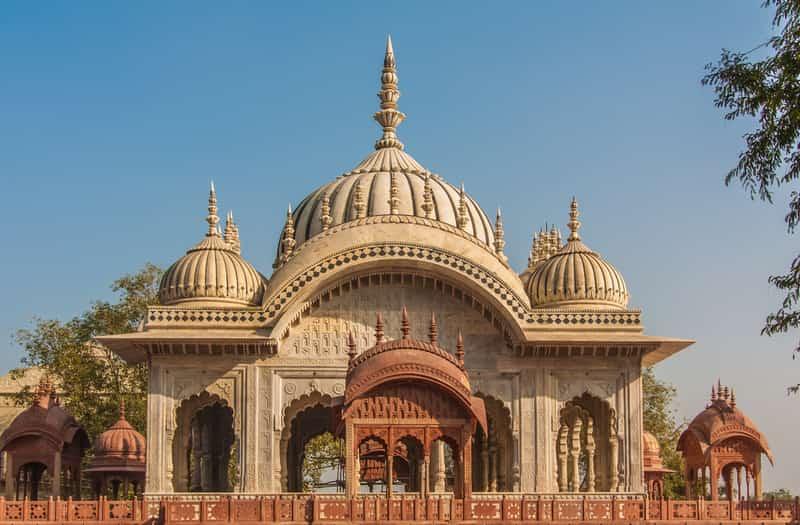 The Moosi Maharani Ki Chhatri, Alwar