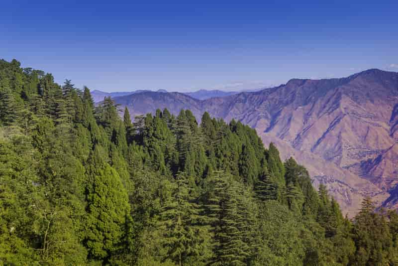 Beautiful Mussoorie