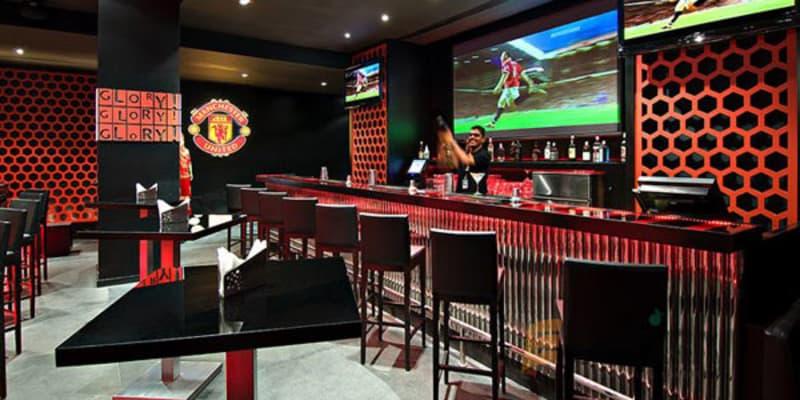 United Sports Bar & Grill, Ghatkopar