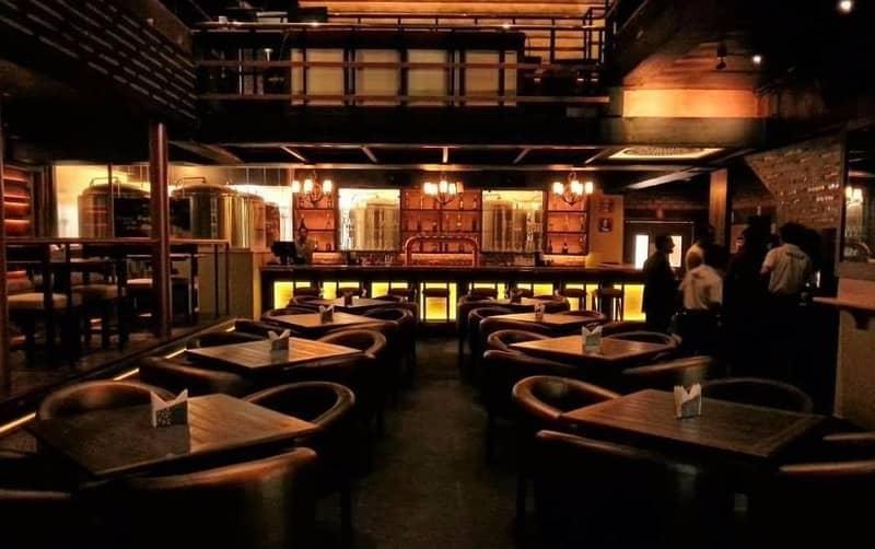 Vapour- Brew Pub