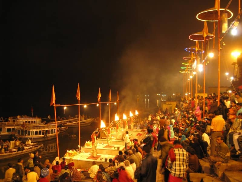 Varah Ghat Aarti