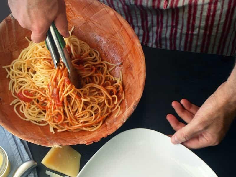 Chow Mein at Pokahara