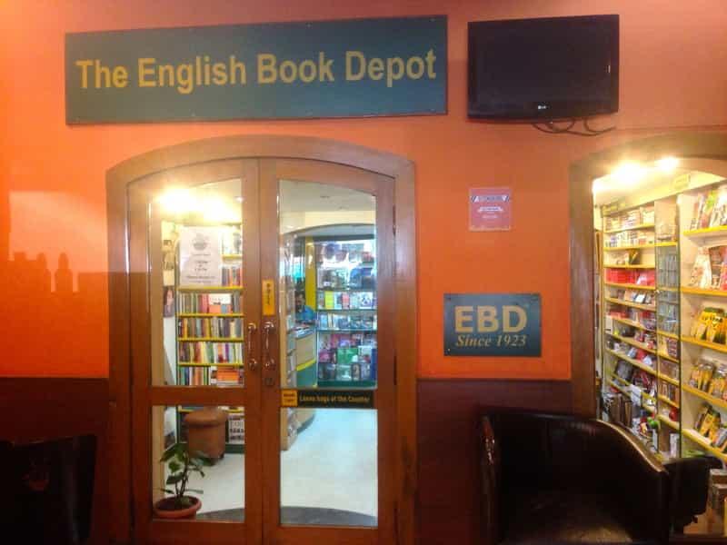 English Book Depot