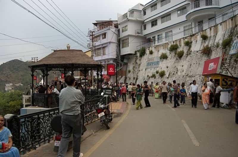 Mall Road, Dheradun