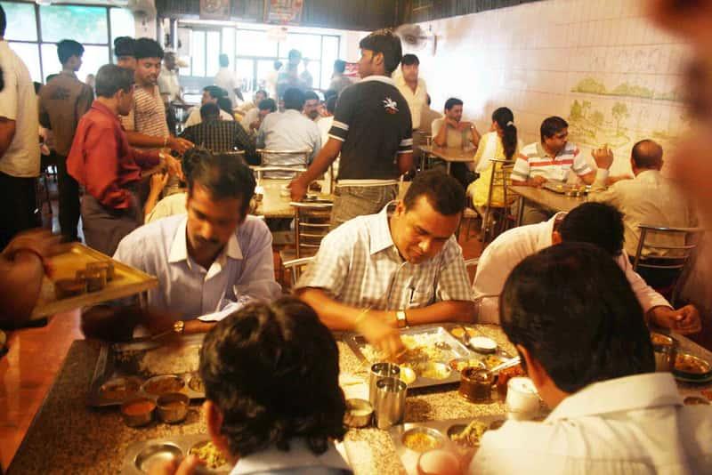 Andhra Bhavan, Delhi