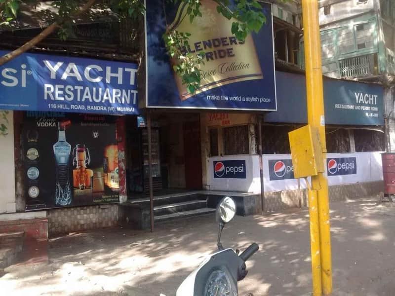 Yacht Restaurant and Bar, Bandra