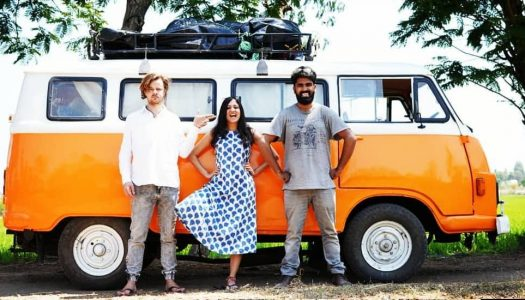 These 3 Strangers Are Moving Into Van For A 100-Day Trip Around India