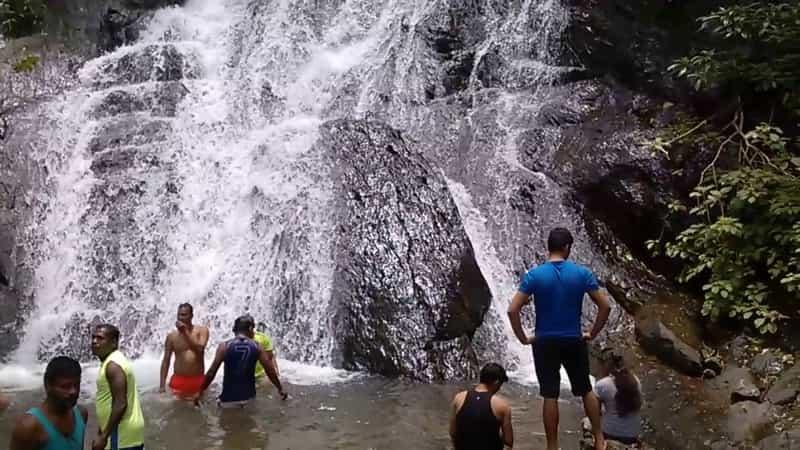 Bamanbudo Waterfalls