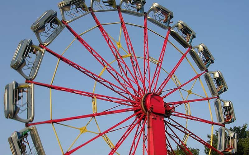 Essel World is Mumbai's oldest amusement park