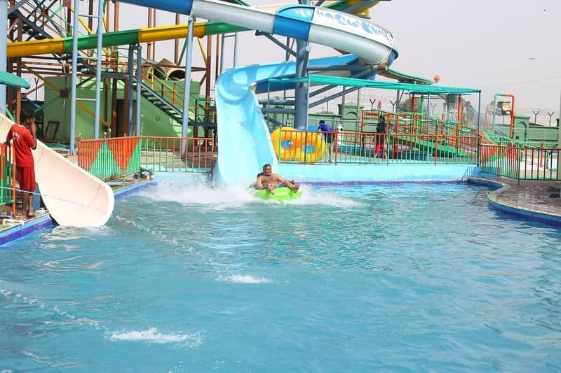 Ffunmax Water Park