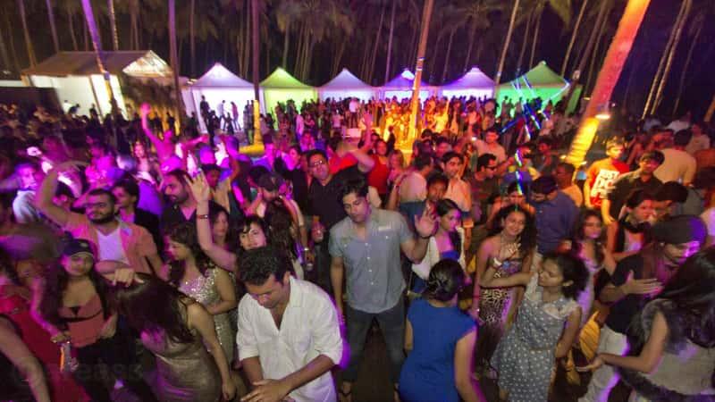Full Moon Party- Goa