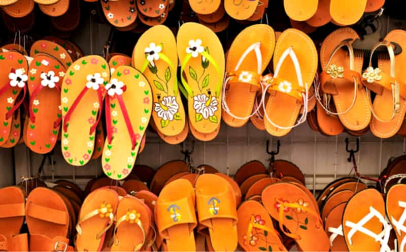 Hill Road has some of the most stylish sandals for women on offer