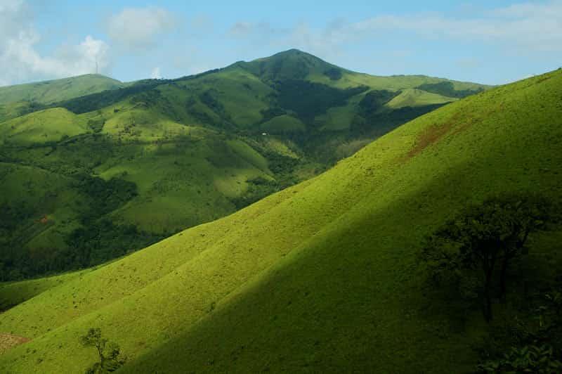 Hills of Kemmanagundi