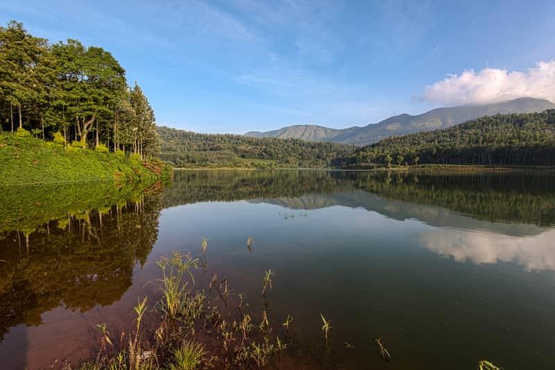 Hirekolale Lake