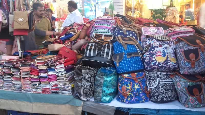 Irla Market has a wide range of clothing options on offer