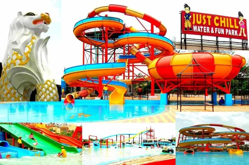 Just Chill Water Park
