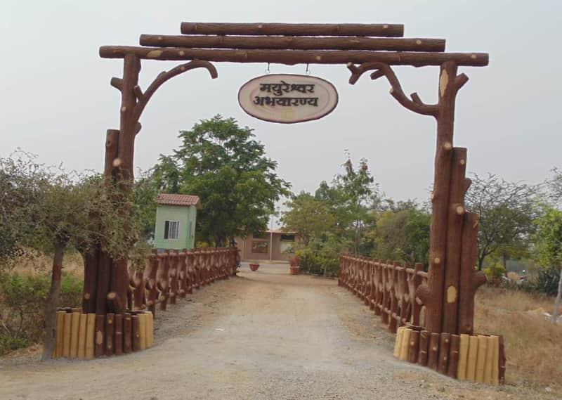 Mayureshwar Wildlife Sanctuary, Baramati