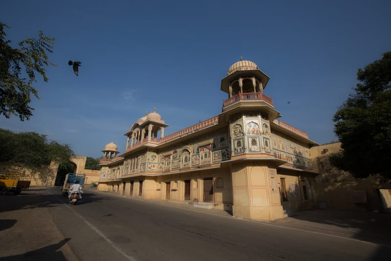 Sisodia Rani Garden & Palace