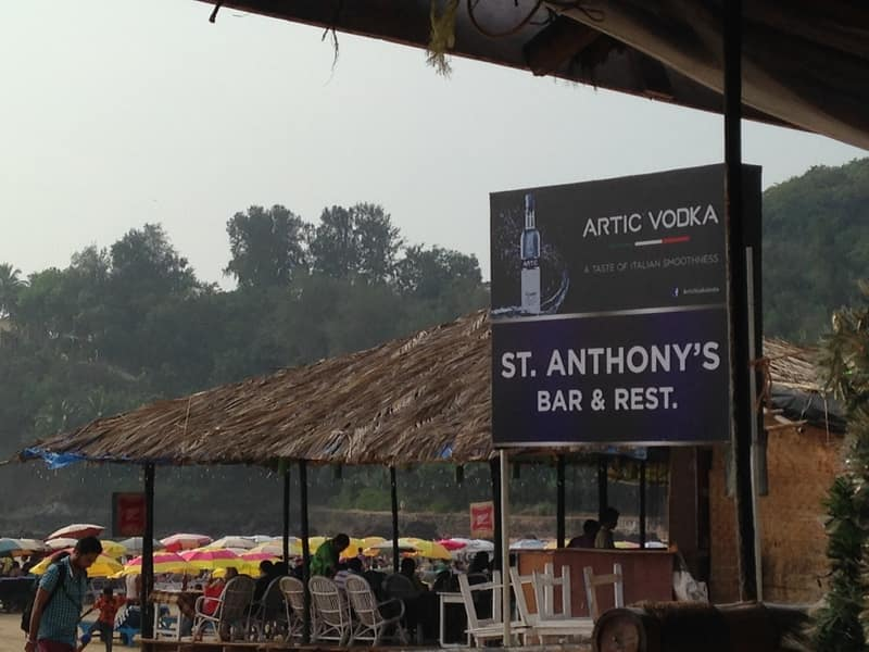 St Anthony's Restaurant & Bar Shack