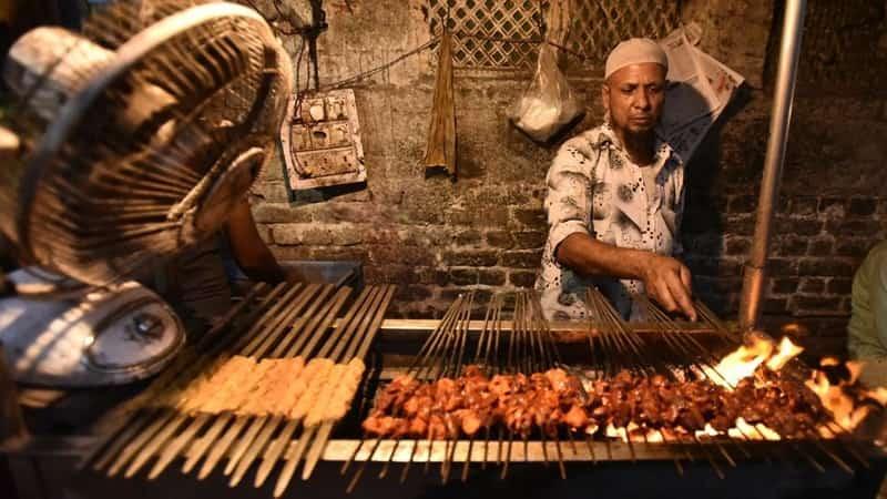 Street Food at Nizamuddin