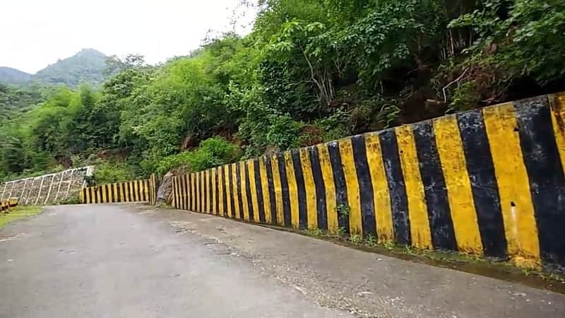 The Ghati Ghat is a fantastic place for cycling