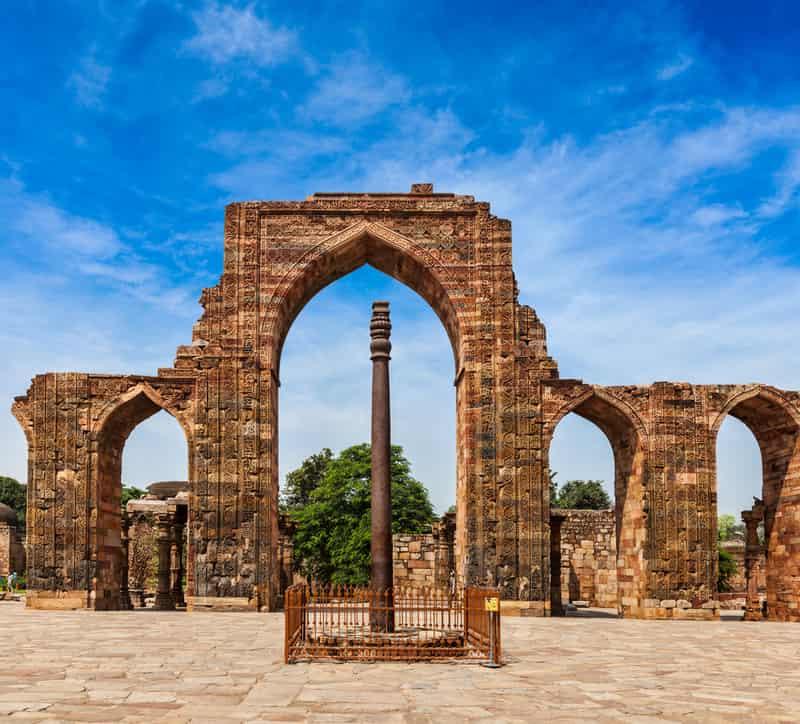 The Qutub Complex, Delhi