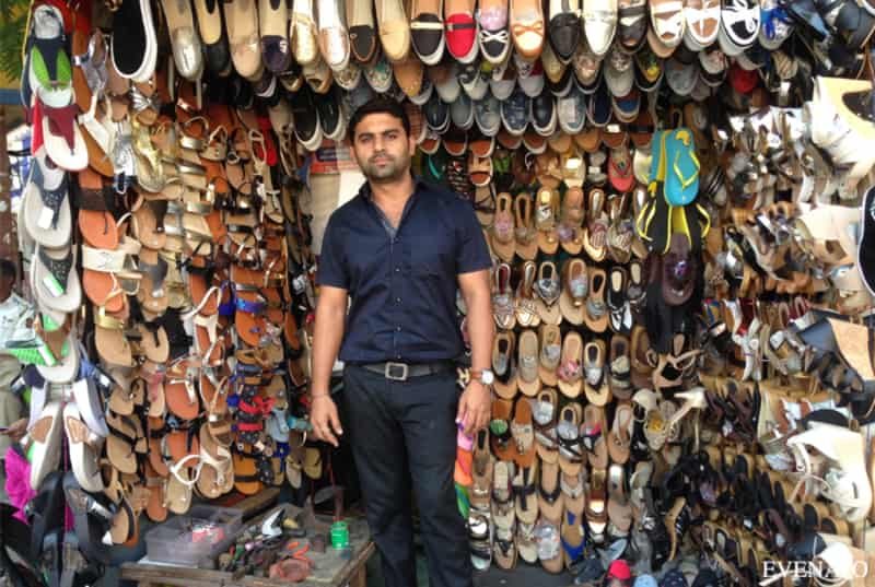 Visit during the day as the Chembur Market gets crowded in the evening