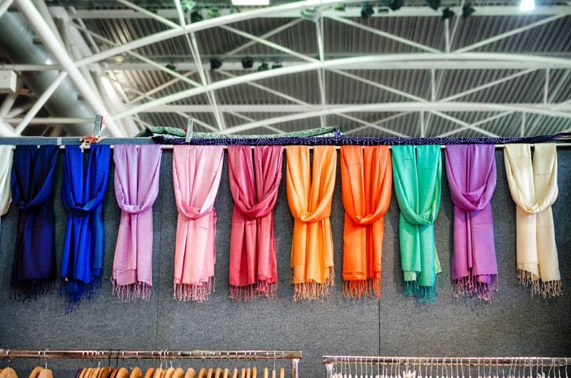 Chowk Bazaar is one of the best places to get woolen clothes in Darjeeling
