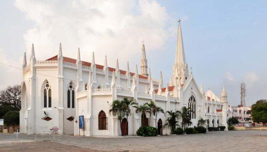 11 Architecturally Rich Churches in Chennai