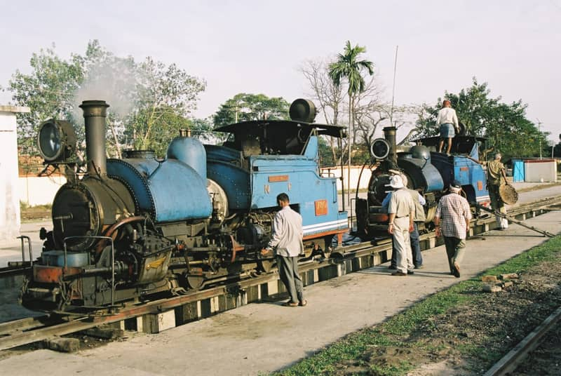 DHR at Siliguri
