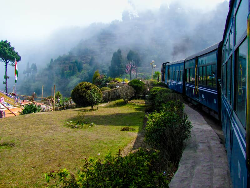 Darjeeling 'Toy Train' Ride