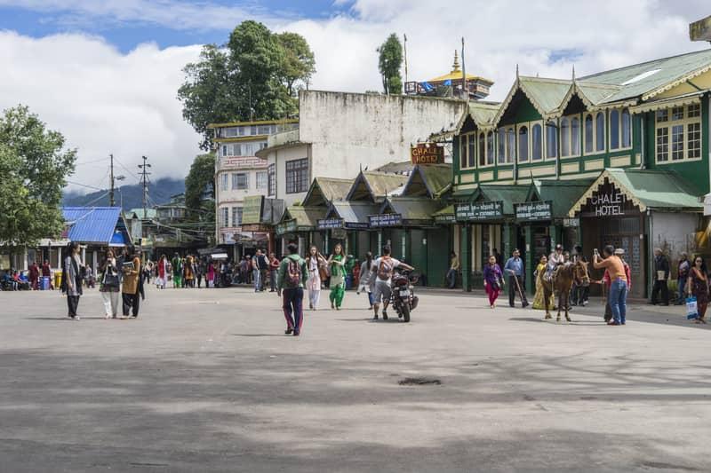 Darjeeling Chowrasta