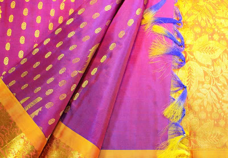 T Nagar offers a good selection of sarees and ethnic jewellery